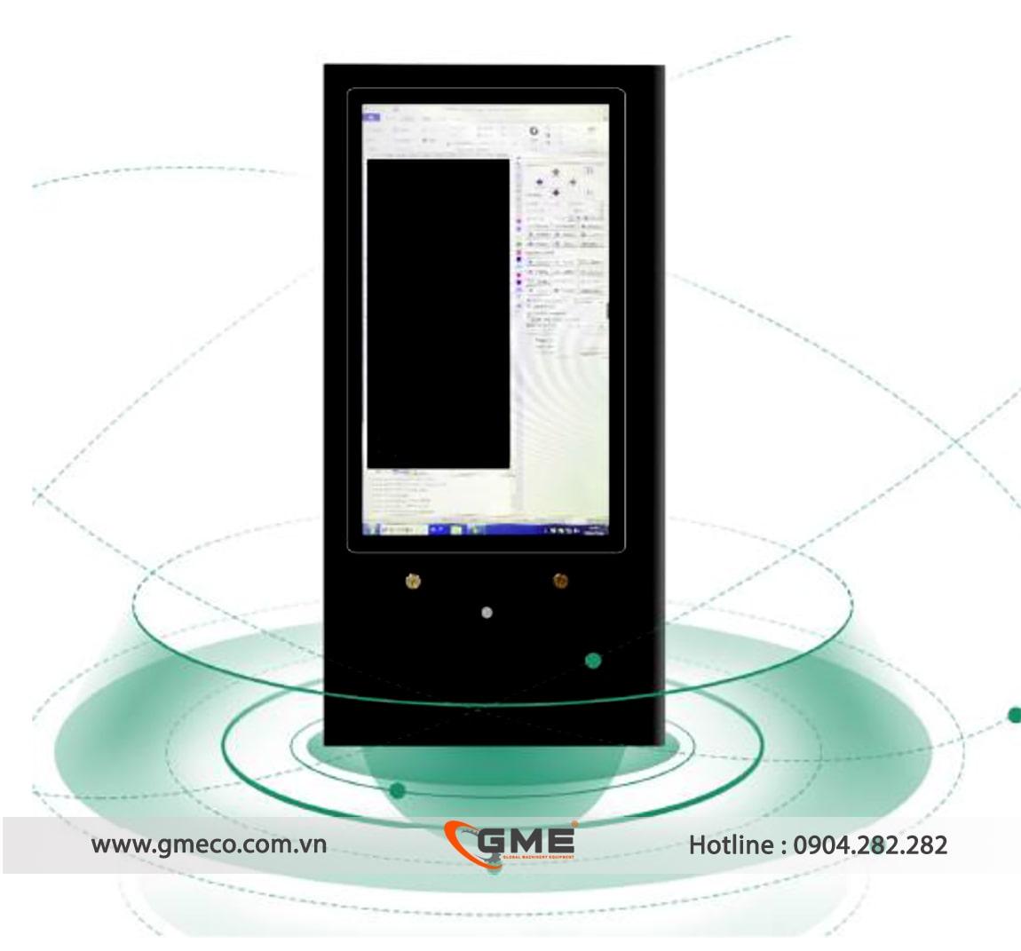 Màn hình điều khiển thông minh kiểu cảm ứng 32 inch min