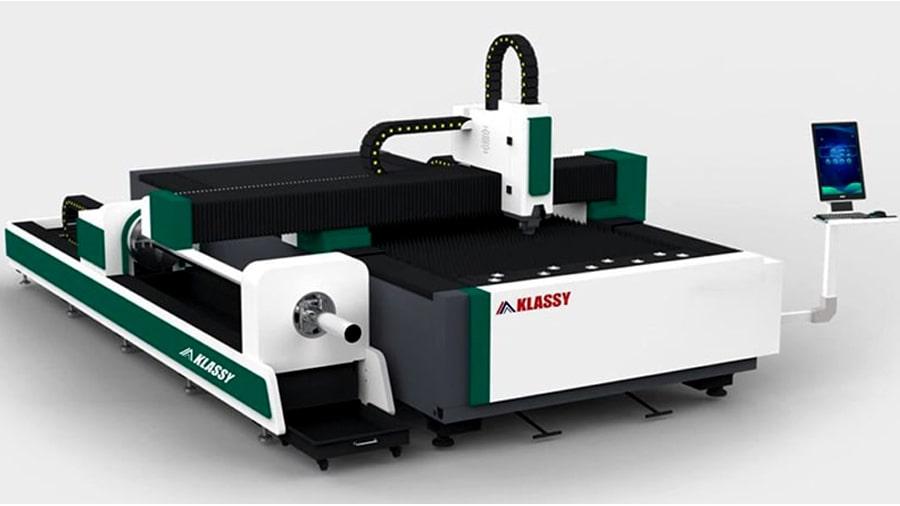 máy cắt laser cnc fiber min