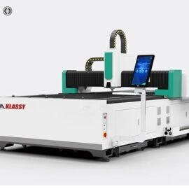 Máy Cắt Laser CNC Klassy FM-6015™ Bàn Cắt Đơn, Khung Hàn