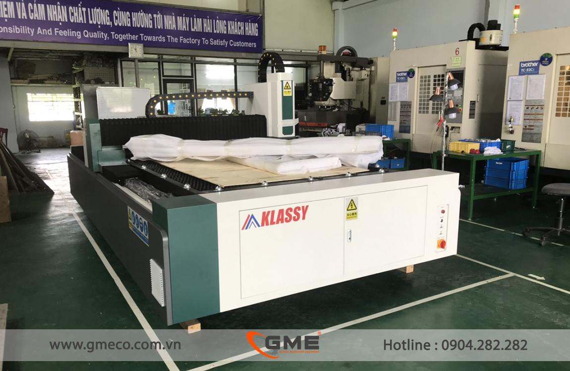 May cat laser KLASSY F3015A cnc 1